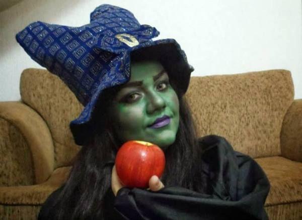 Wicked Makeup Maquiagem Bruxa Malvada do Oeste by Melina Beraldo