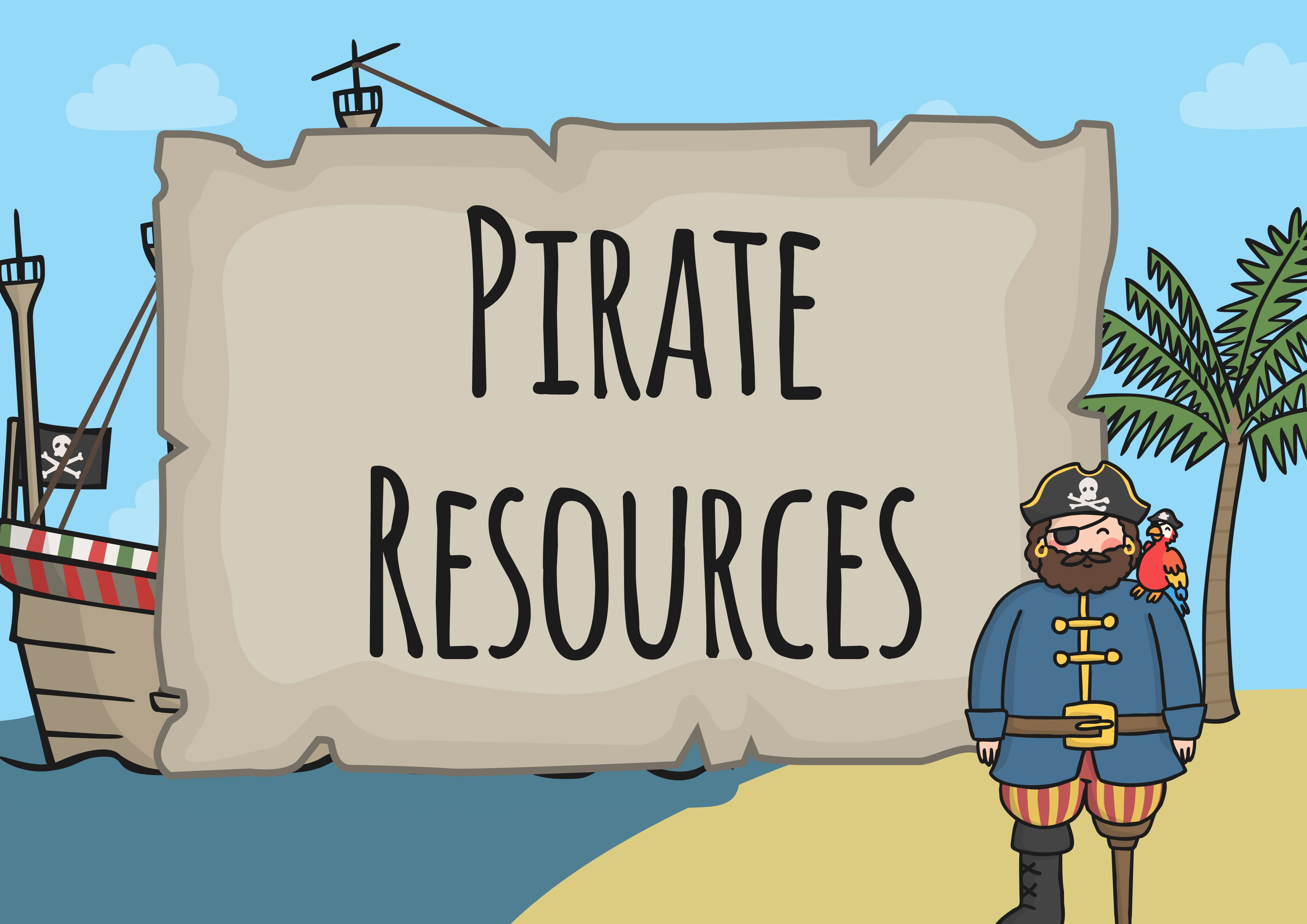 Pirate Resources