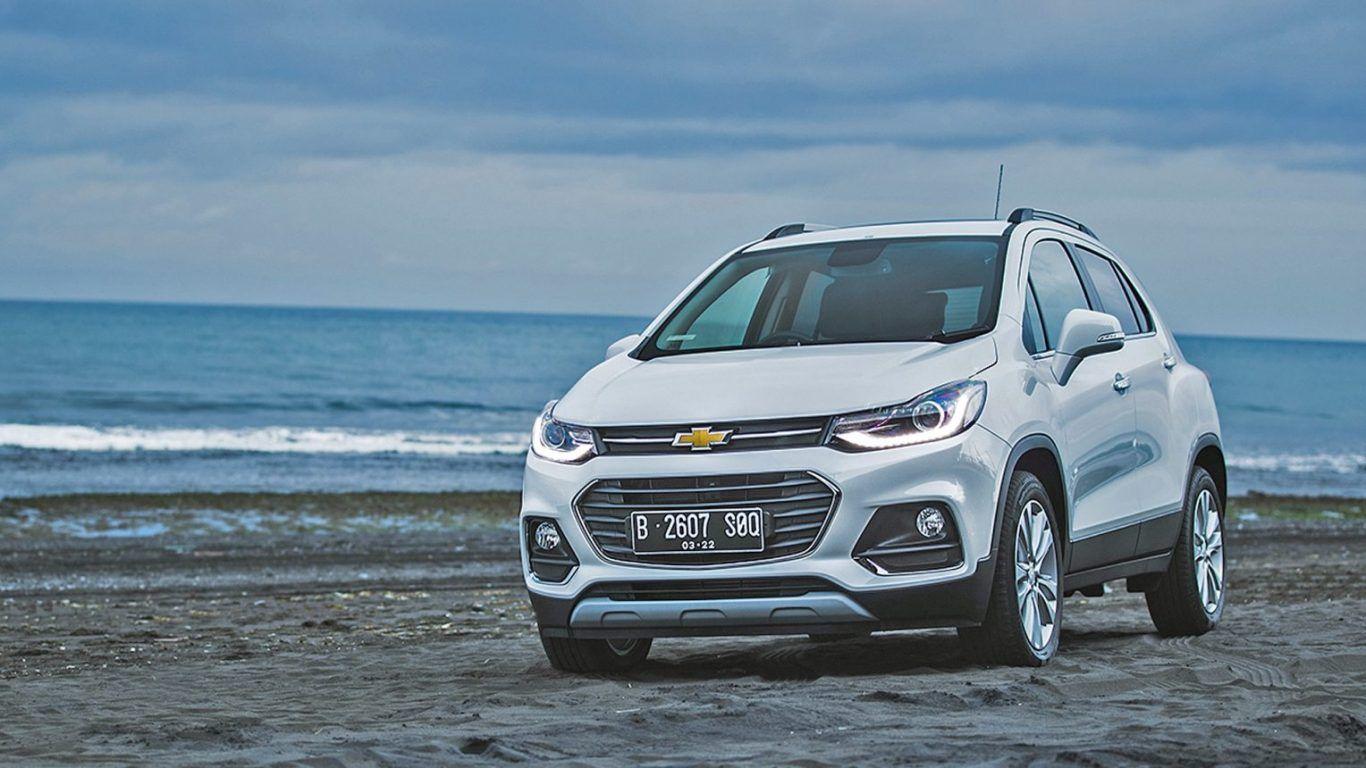 2019 Chevrolet Trax Car Gallery