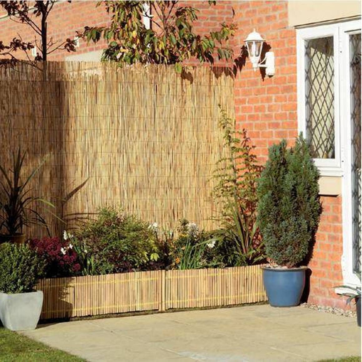 10 Bamboo Garden Ideas Most Of The Awesome And Lovely Bamboo Garden Fences Bamboo Garden Fence Design