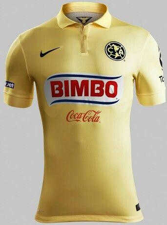 Nuevo jersey del América 14 15 c88ffa6ff8160
