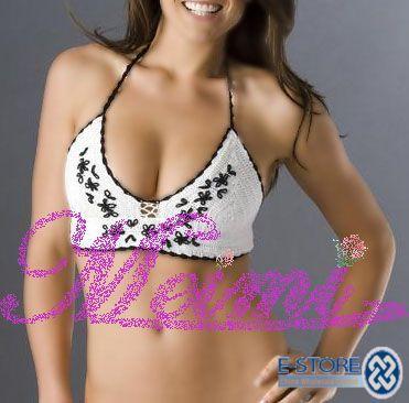 crochet underwear | Crochet Bikini Knitting Underwear (070302)