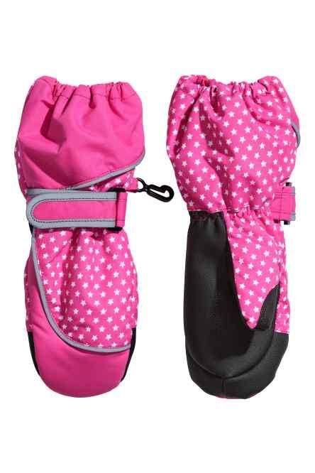 Moufles de ski   accessoires ski   Pinterest   18 mois, Pour filles ... 2534d63a6ae