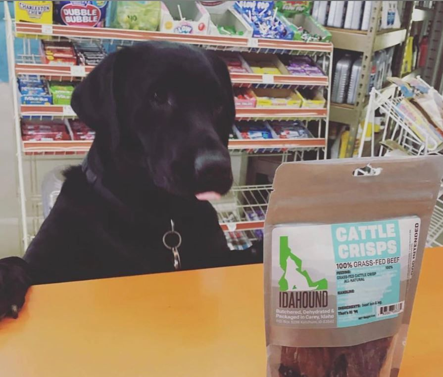 Rhilo Is Drooling Over These Ida Hound Treats From Healthypetsslc Cattle Hound Labrador Retriever