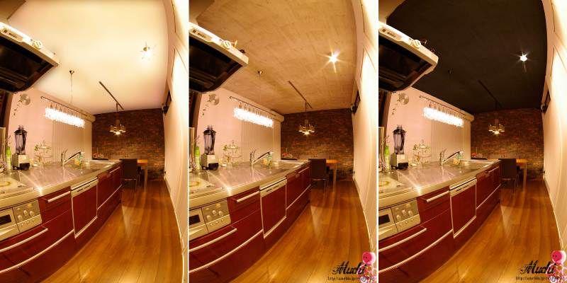 天井クロスが暗いと部屋は狭い 部屋 インテリア 部屋 天井