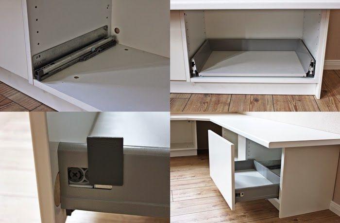 Wir bauen ein Haus: Ikea Hack Tutorial - Essecke | Küche ...