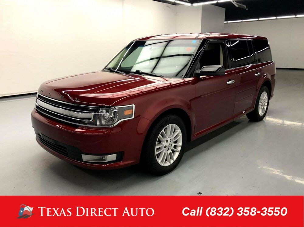 Details About 2017 Ford Flex Sel In 2020 Ford Flex Rear View