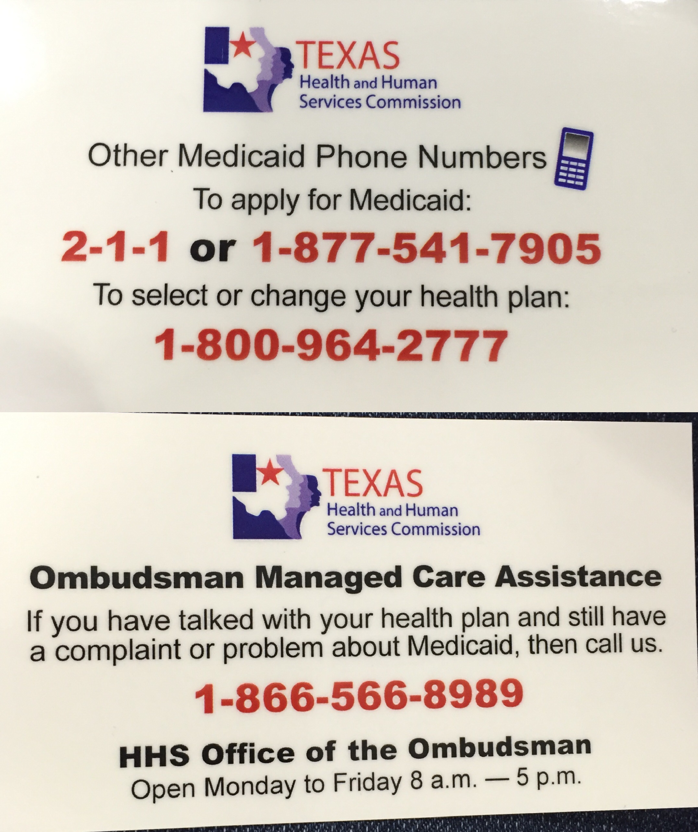 Having Trouble Sorting Out An Issue With A State Agency Related To Programs For Your Deafblind Family Member Call The Omb How To Apply Human Services Medicaid