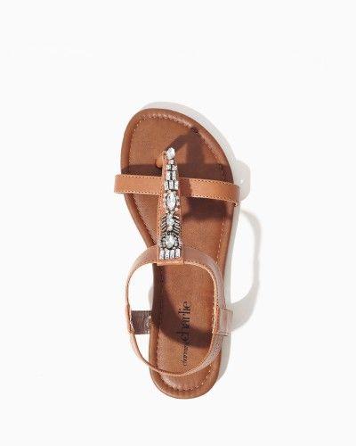 baee49a1e769b Glam Boho T-Strap Sandals  charmingcharlie  travel