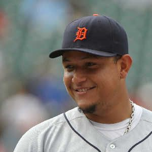 Miguel Cabrera Does This Only In Dramatic Fashion - OurTigers.com
