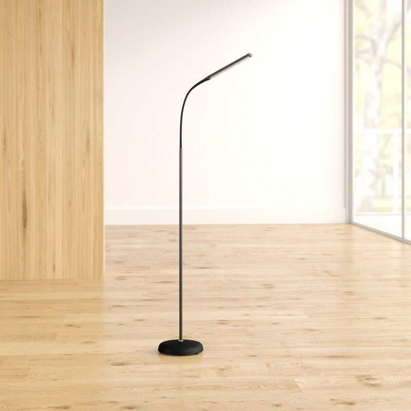 Giavanna 130cm LED Reading Floor Lamp in 2020 Reading