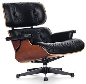 bauhaus m bel klassiker charles eames lounge chair 1956 wohnen im bauhaus stil pinterest. Black Bedroom Furniture Sets. Home Design Ideas