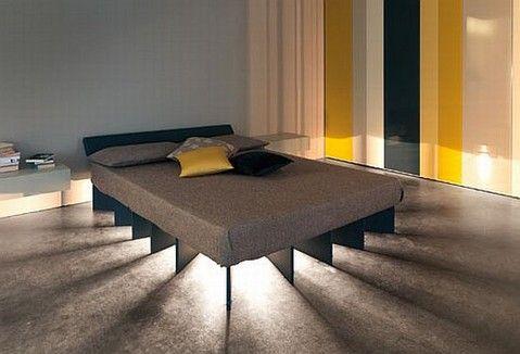 Da Lago: letto Beam - 100casa | Camere | Arredamento, Camera da ...
