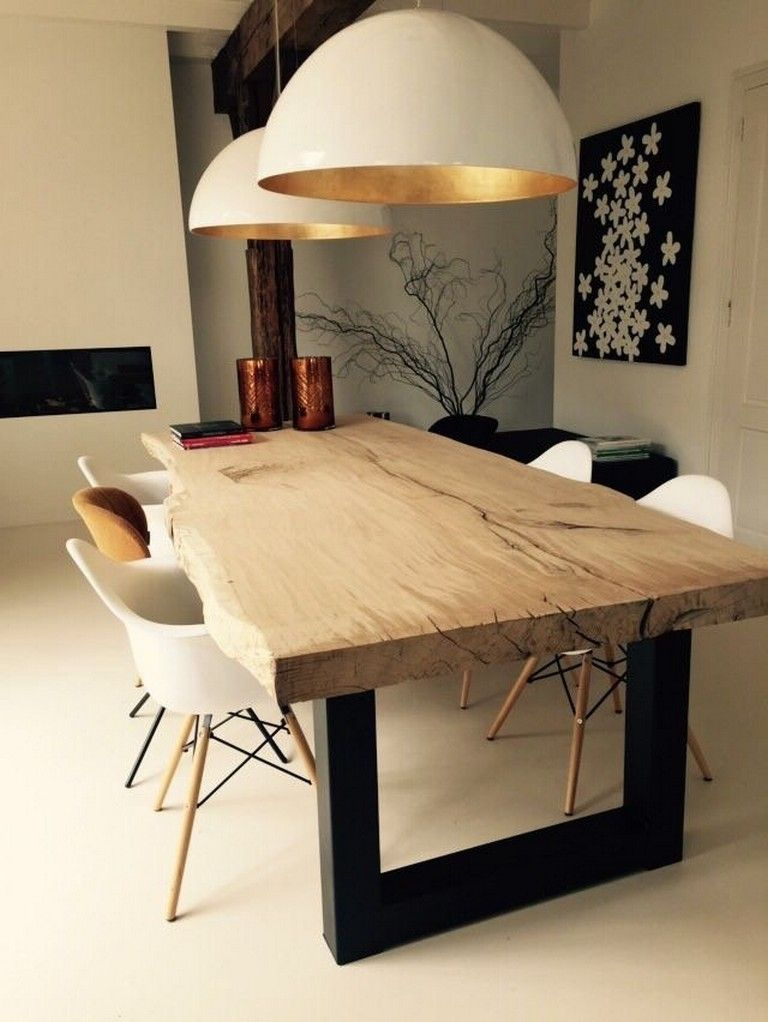 21+ Marvelous Modern Dining Room Decoration Ideas | Table ...