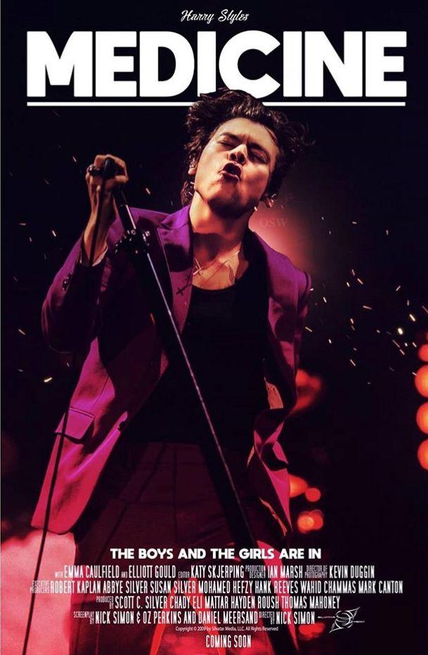 Hs1 Like A Movie Harry Styles Poster Harry Styles Wallpaper Harry Styles