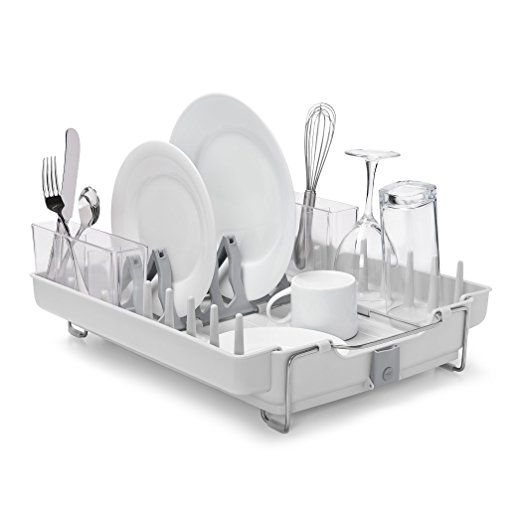 Dish Drying Rack 39 Oxo Good Grips Convertible Foldaway Dish