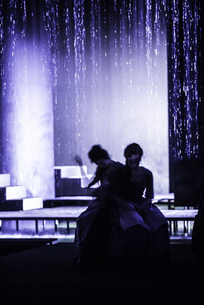 2015/16 Le donne gelose di Carlo Goldoni, regia di Giorgio Sangati, foto di Attilio Marasco