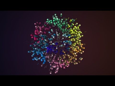 After Effects Tutorial Particles Logo Animation Just Only Particular Youtube Avec Images