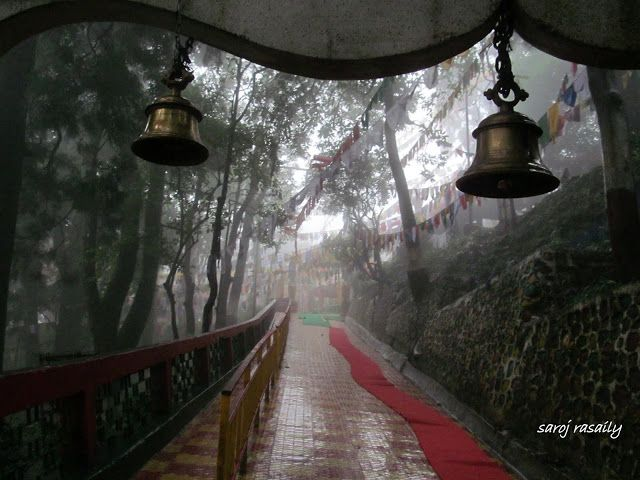 The Enchanting Bells to the Darjeeling Mahakal   by Saroj Rasaily  Darjeeling