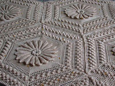Marguerite free blanket pattern haken relief pinterest marguerite free blanket pattern crochet bedspreadblanket dt1010fo