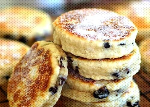 Yum! That sounds amazing! They look kind of like pancakes but taller and with the sugar... -Minniem