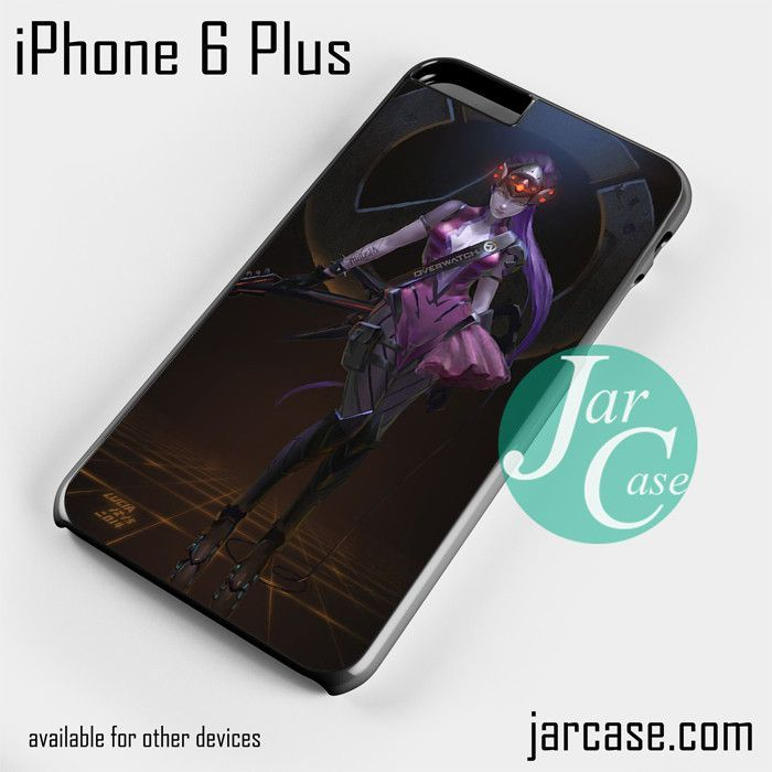 Overwatch Lucia Phone case for iPhone 6 Plus and other iPhone devices