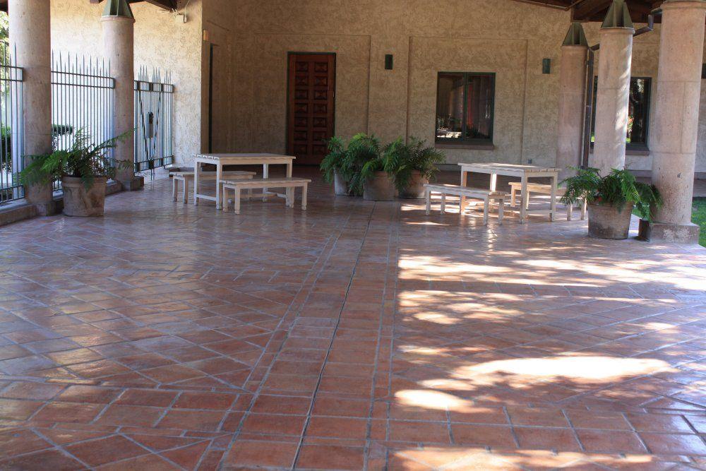 Saltillo Floor Tile, Mexican Home Decor