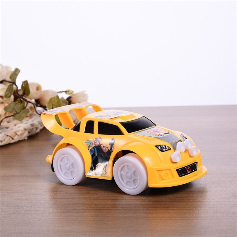 Mini Electric Toy Caruniversal Car Light Music Racing Car Automatic