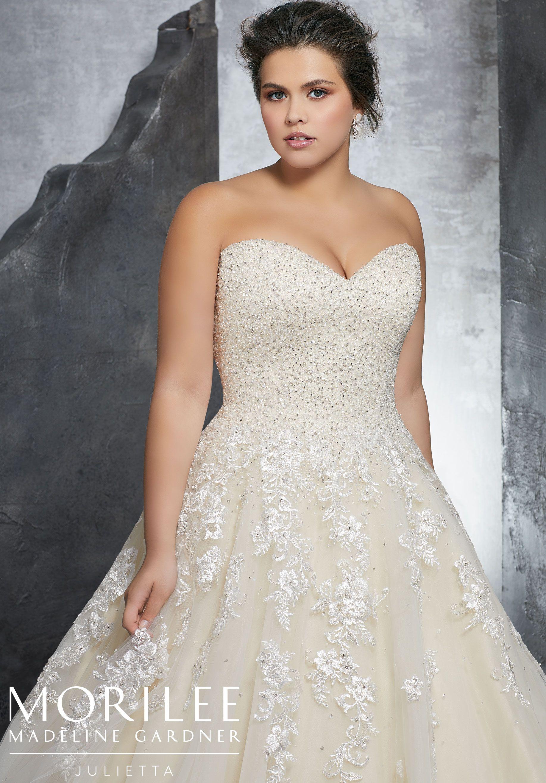 Kasmira Plus Size Wedding Dress Morilee Plus Size Wedding Gowns Wedding Dresses Photos Wedding Dress Pictures [ 2630 x 1834 Pixel ]