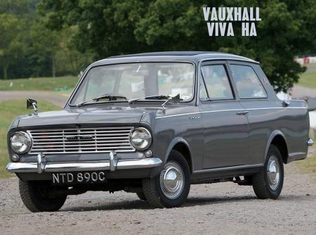 Vauxhall Viva Ha Series Grey Vauxhall Viva Vauxhall British Cars