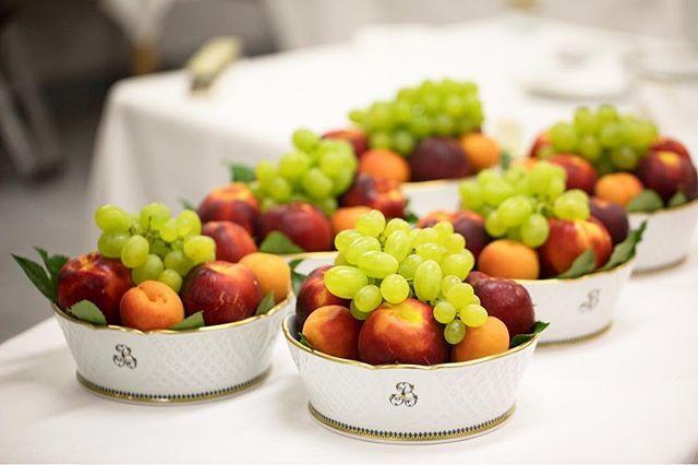 We wish you a very fruitful week 🍇🥝 #LeBristolParis #MyOCescape