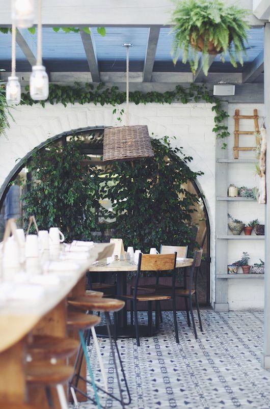 The Goodland Hotel x Sacramento Street Plume Pinterest Dining