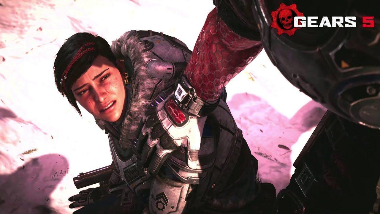 Gears 5 Oscar Killed Kait Uncle Gears Of War 5