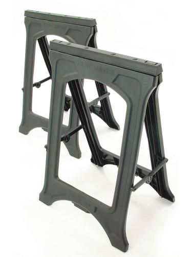 Fantastic Folding Resin Sawhorses 2 Pack At Menards Other Misc Gmtry Best Dining Table And Chair Ideas Images Gmtryco