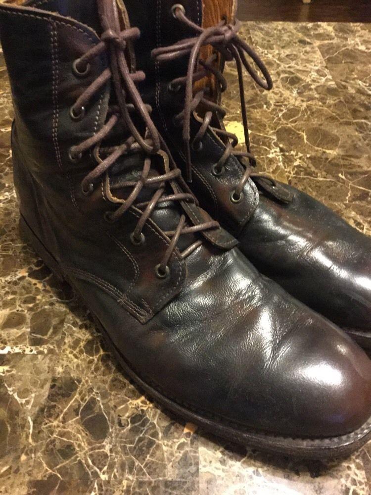 Bed Stu Men's Leather Cobbler Series Boots Leather BedStu