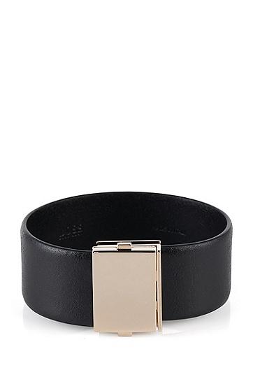 2b9776ed7ee8 Pulsera de piel  `Romi bracelet`