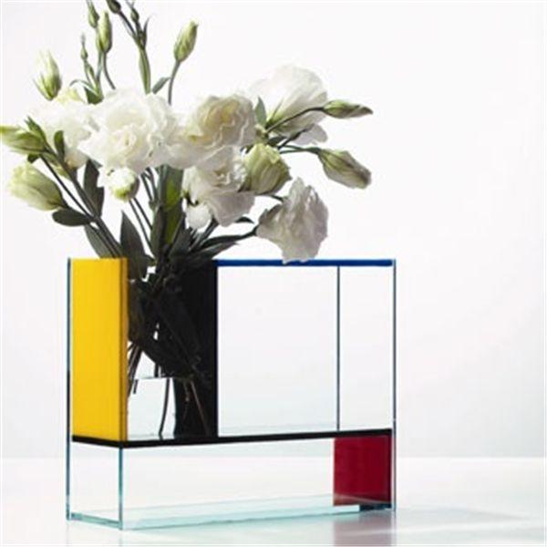 Mondri Vase Vase Vase Design Geometric Vases
