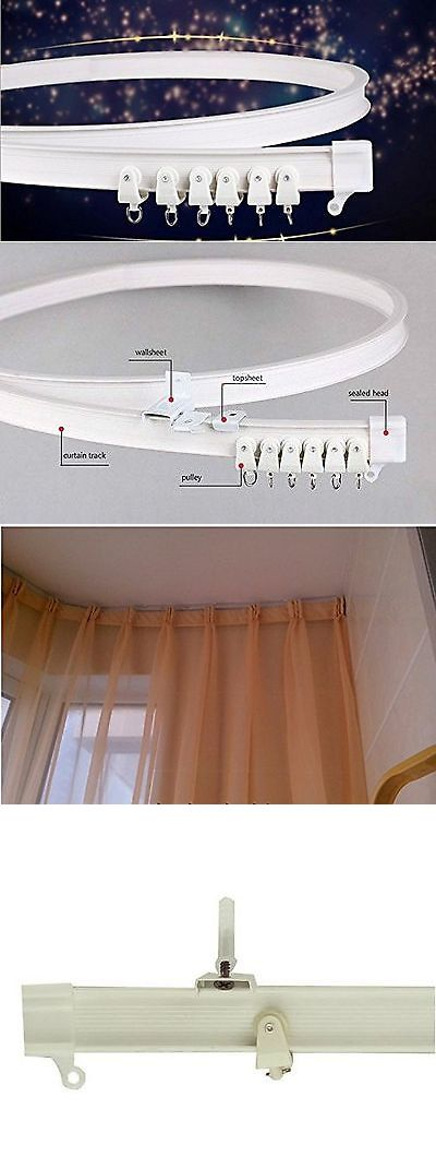Curtain Rods and Finials 103459: Morningrising 3 Meters Bendable ...