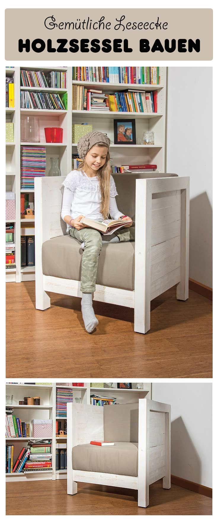 holzsessel selber bauen selbst bauen schritt f r schritt anleitung und schritt f r schritt. Black Bedroom Furniture Sets. Home Design Ideas