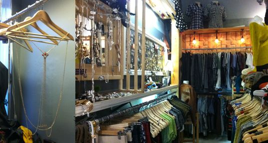 urban sidewalk sf  - Local shopping at its best~ Great jewelry and fashion