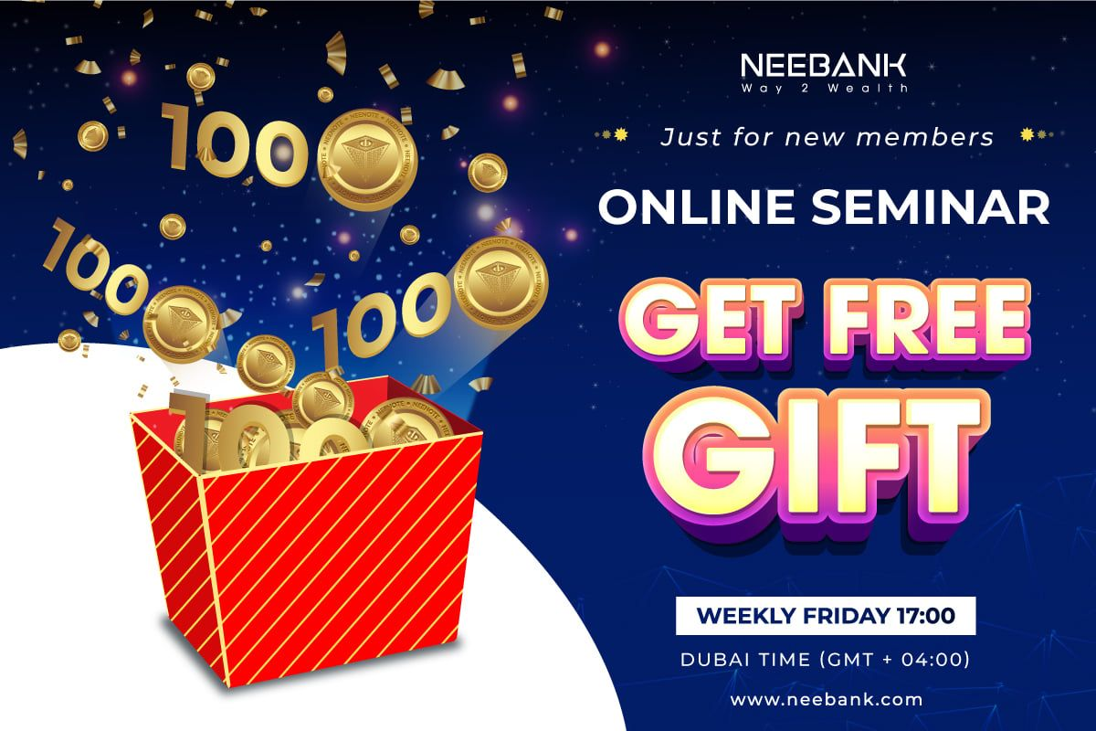 GET FREE GIFT for attending the FREE online seminar