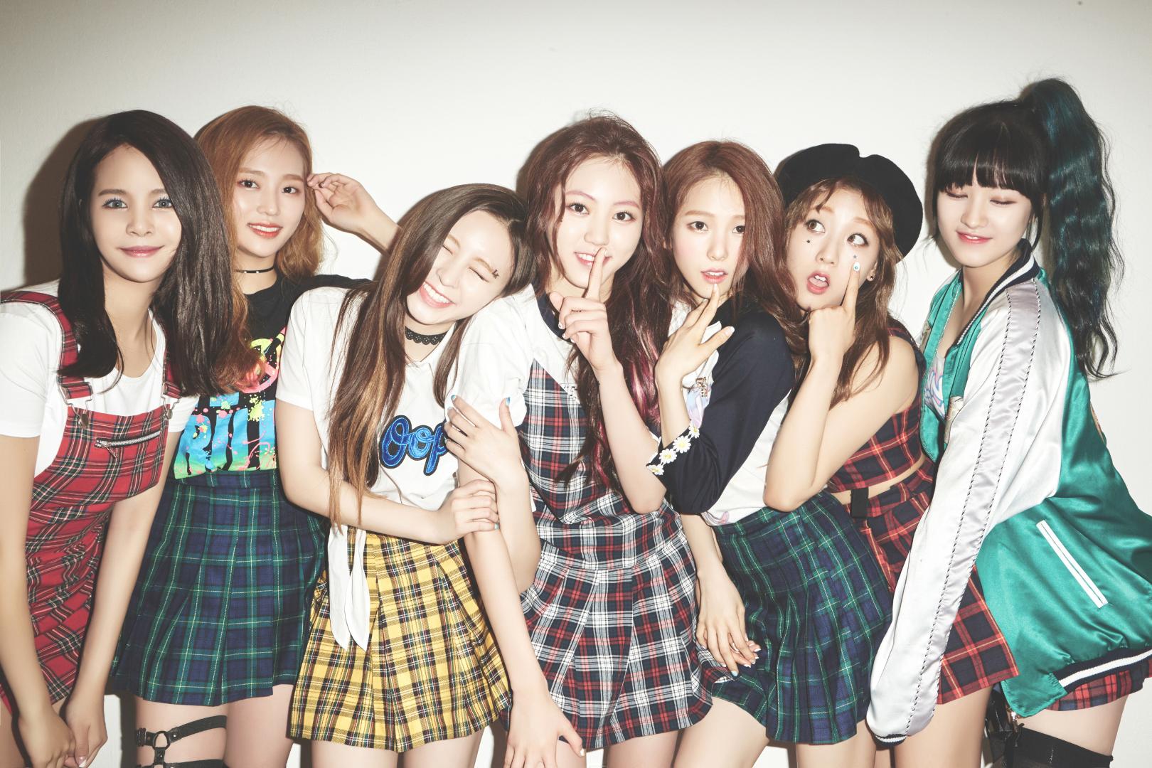 CLC - 4th Mini Album 'Nu. Clear' Teaser