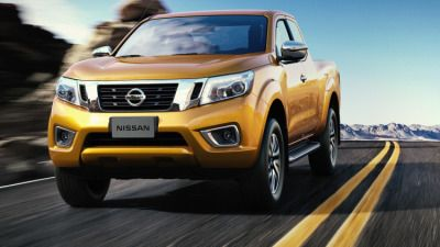 The All New Np300 Navara Boasts Highly Competitive Fuel Economy Improved Acceleration And Easier Operation A More Ri Nissan Navara Nissan Nissan Pickup Truck