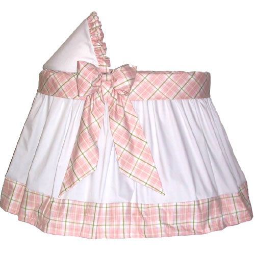 Princess Bassinet With Linens....if it's a girl ;)