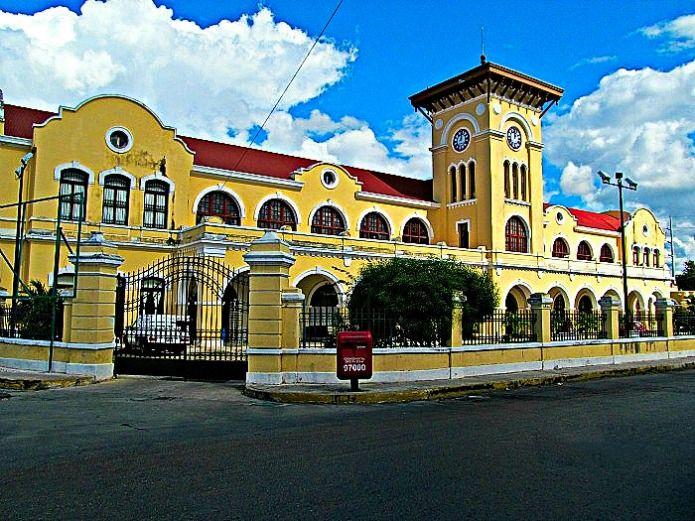 Image result for merida train station