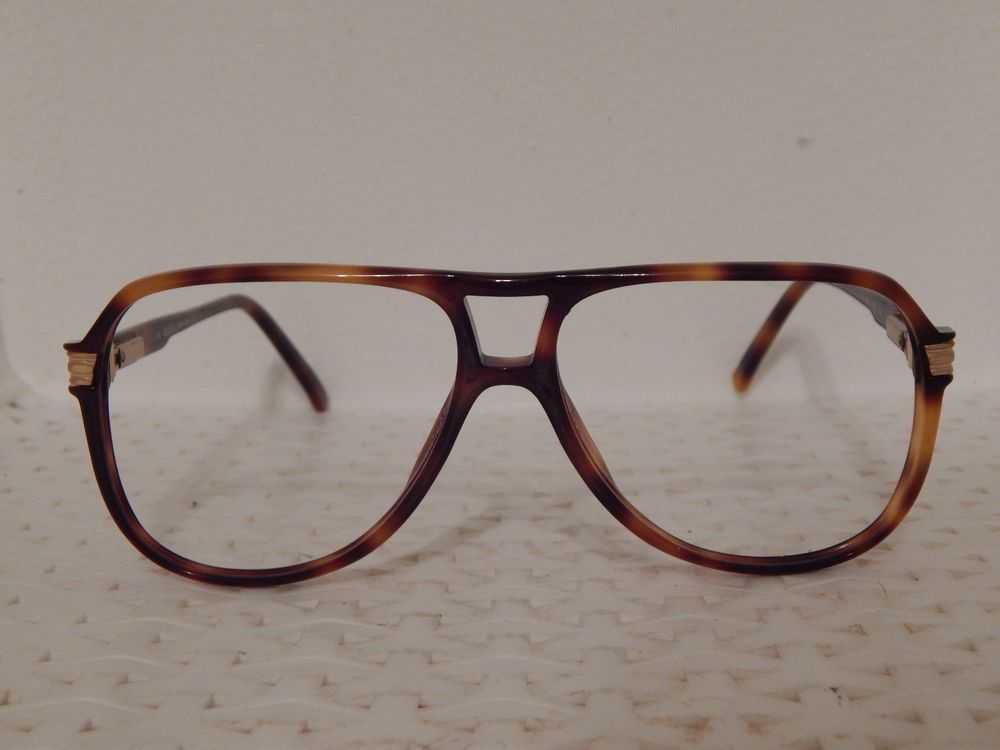 Gucci Frame GG110 05L-150 Vintage 80\'s Mens Eyeglass Frames (TF14 ...