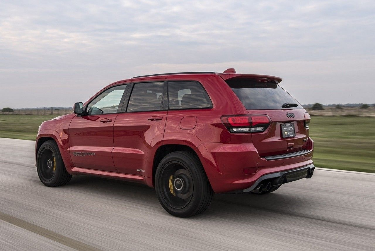 2018 Hennessey Jeep Trackhawk HPE1000 Supercharged Jeep