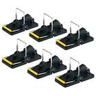 Aspectek Mouse Trap Reusable and Easy To Use Snap Traps Pack of 6 #mousetrap