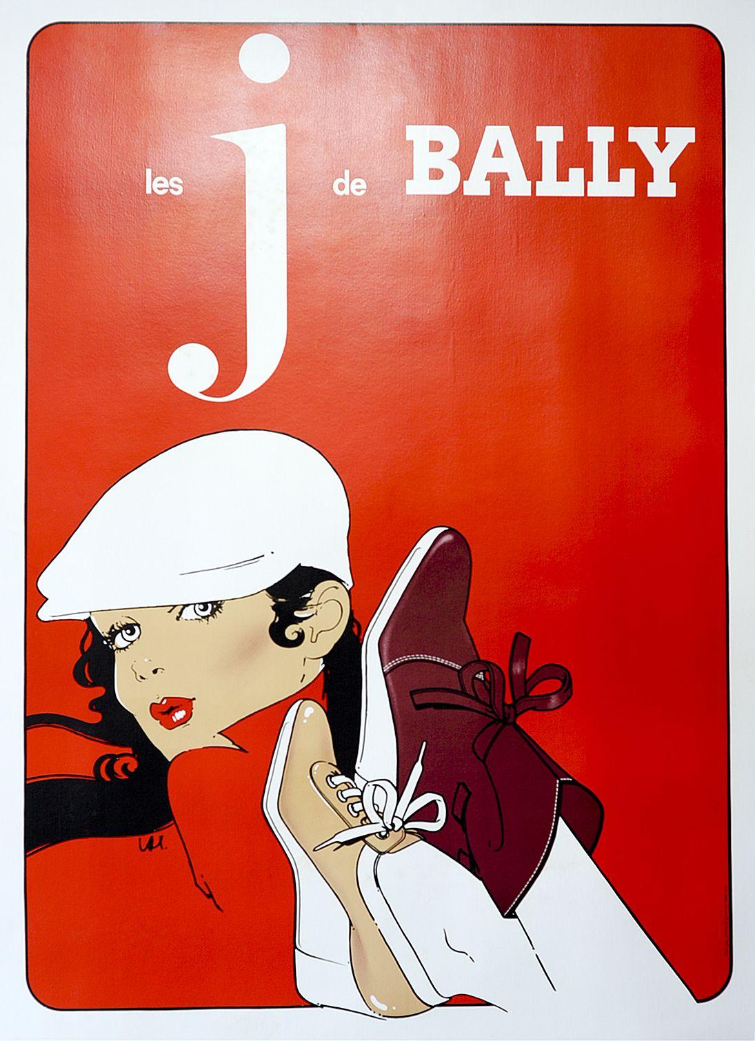 Melbourne Australia Fashion Vintage Posters Bally Poster Fashion Poster