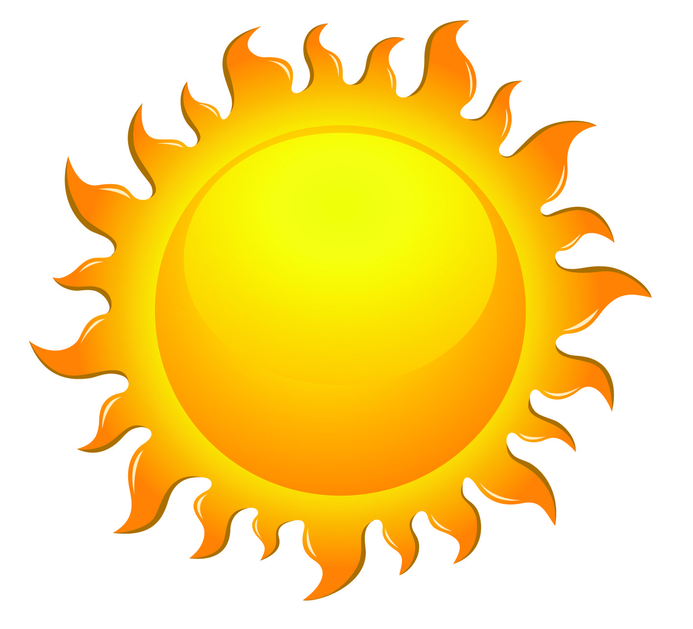 come learn how uv rays work and how they affect us create a shadow rh pinterest com free vector sun shine free vector sunrise